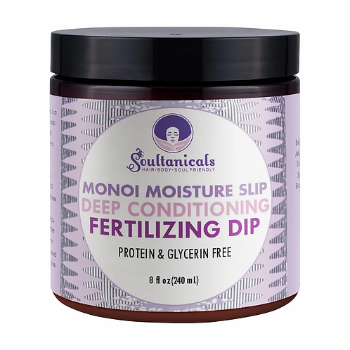 Soultanicals Monoi Moisture Slip Deep Conditioning Fertilizing Dip