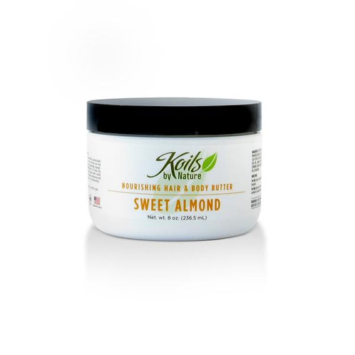 Sweet Almond Hair and Body Butter