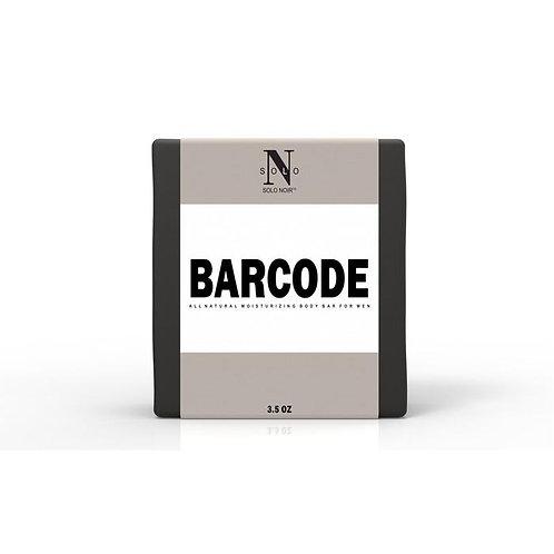 Barcode All Natural Moisturizing Body Bar