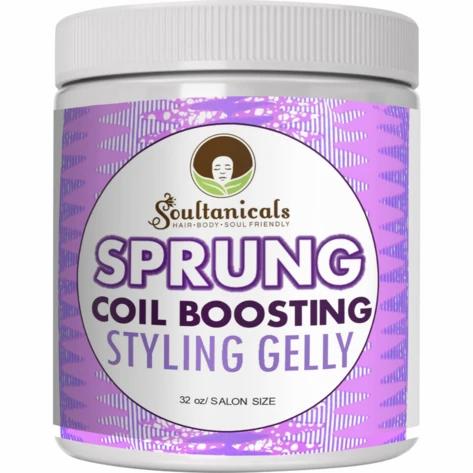 Soultanicals Sprung, Coil Boosting Gelly