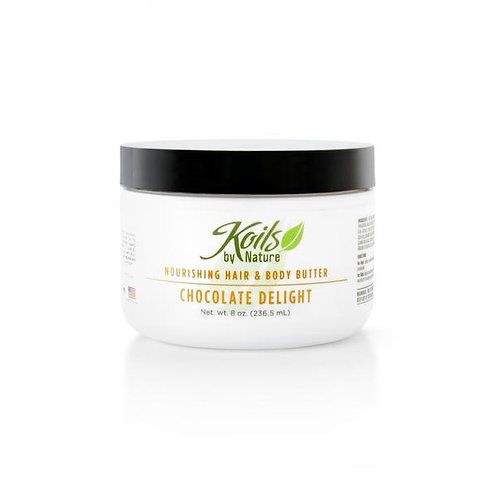 Chocolate Delight Hair and Body Butter