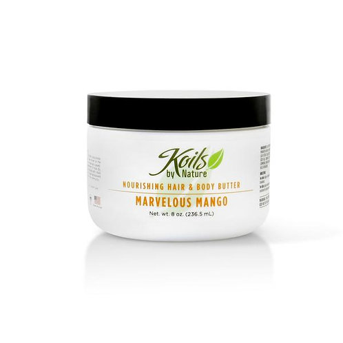 Marvelous Mango Hair and Body Butter
