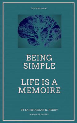 Being Simple Life is a Memoire