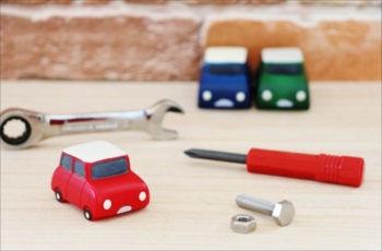 車修理は外装だけでなく内装も対応可能