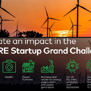 MNRE Startup Grand Challenge