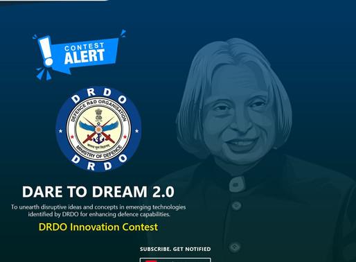 DRDO Dare to Dream 2.0-2020