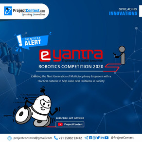 E-Yantra Robotics Competition 2020-21