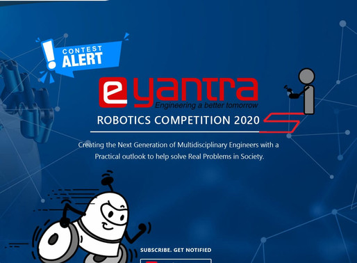 E-Yantra Robotics Competition 2020-21