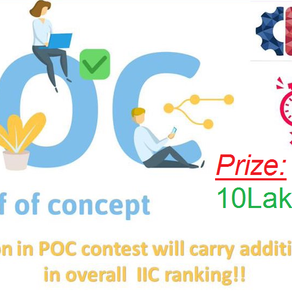 MHRD IIC National Innovation Contest 2020