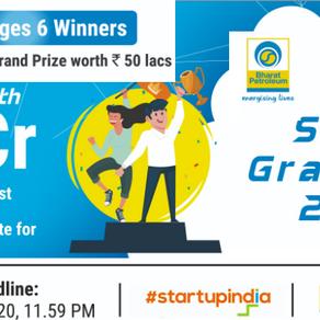 BPCL Startup Grand Slam 2020