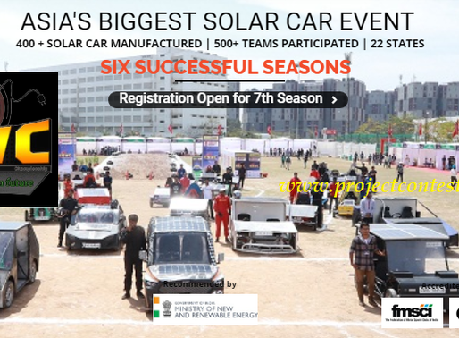 Electric Solar Vehicle Championship (ESVC) - Season 7