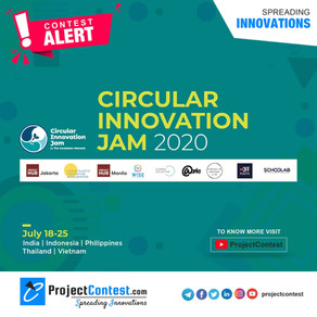 Circular Innovation Jam 2020 (International Contest)