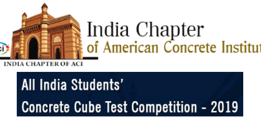 Concrete  Cube Test- Competition - 2019