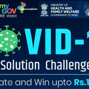 COVID 19 Solution Challenge