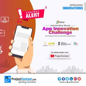 AatmaNirbhar Bharat Innovate Challenge -App Challenge