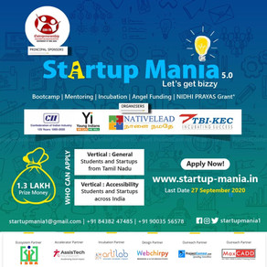 Startup Mania 5.0-2020