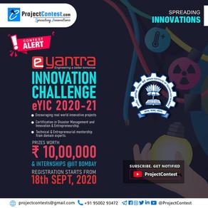 E-Yantra Innovation Competition 2020-21