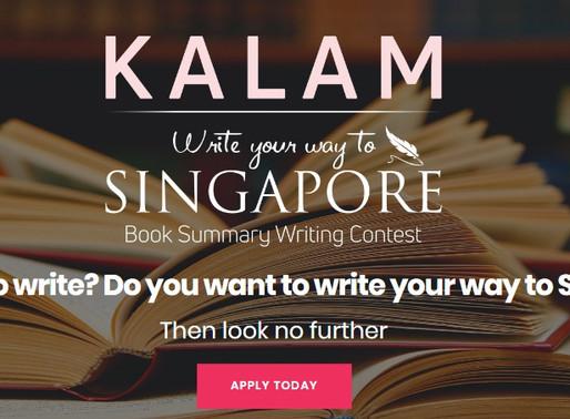 ICTACT Kalam Book Summary Writing