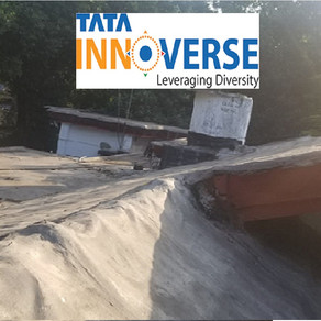 Tata Innoverse- Solar rooftop film layer to prevent water seepage and generate electricity