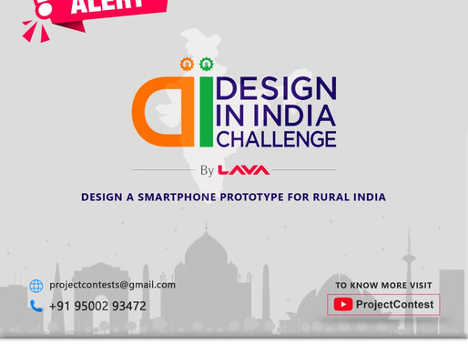 Design in India Challenge-Lava Mobiles