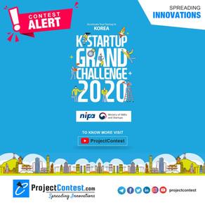K-Startup Grand Challenge-2020 (International Contest)