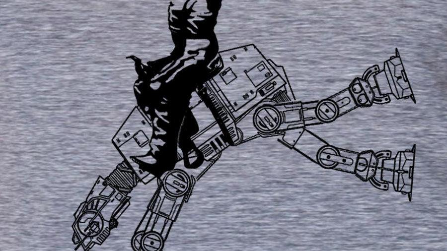 Star Wars rodeo
