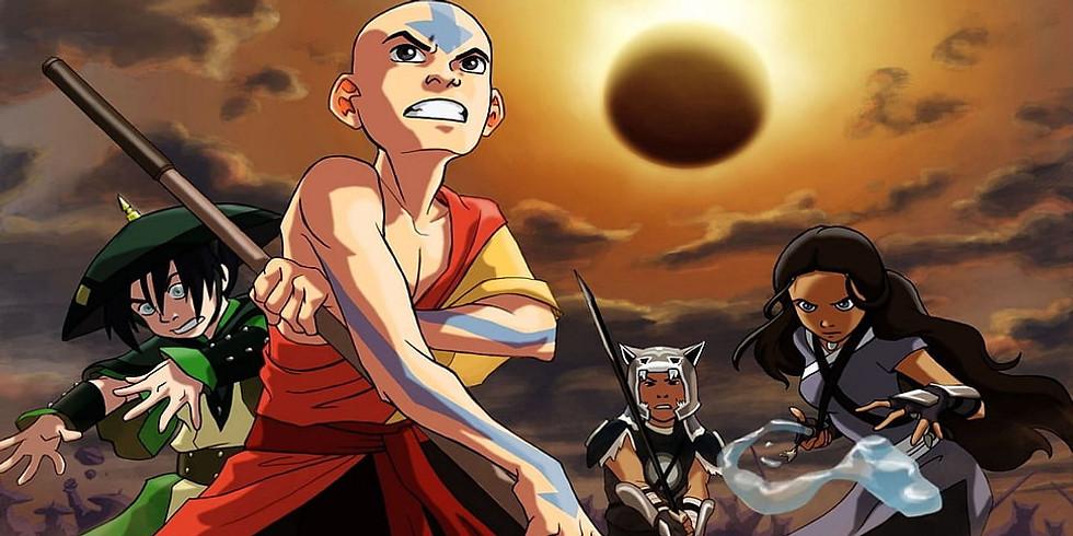 Avatar Upgrade Fitness Challenge