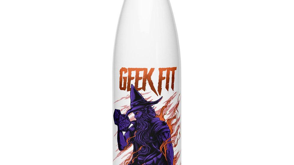 Geek Fit Stainless Steel Water Bottle