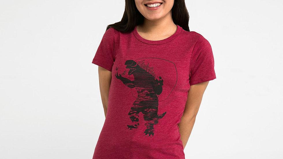 Mixed Reality Womens T-Shirt