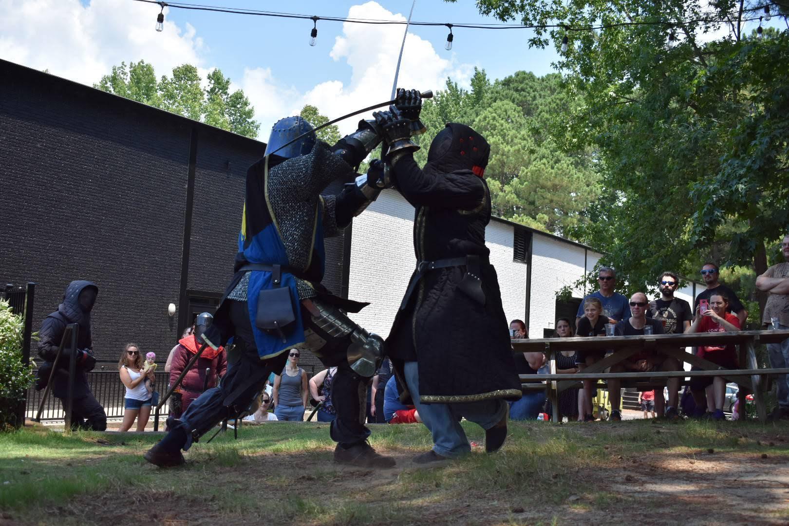 Private Sword Events & Classes