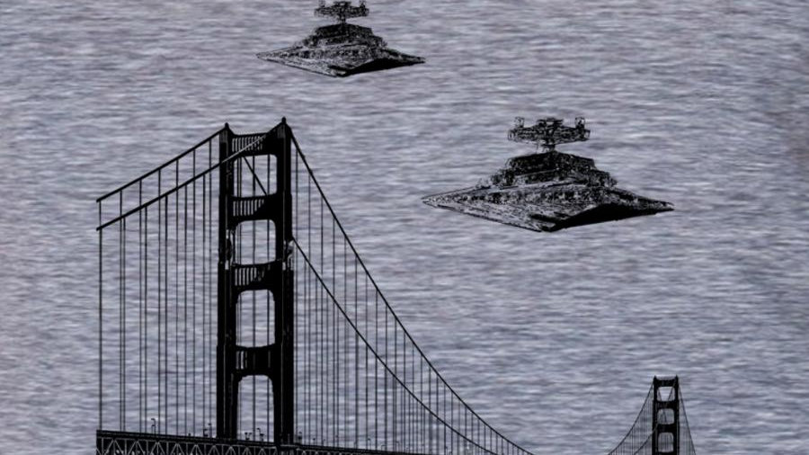 San Francisco Star Wars