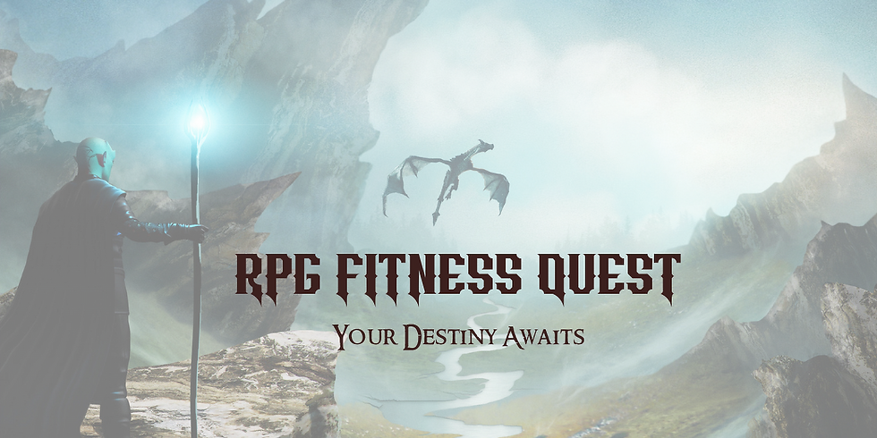 RPG Fitness Quest