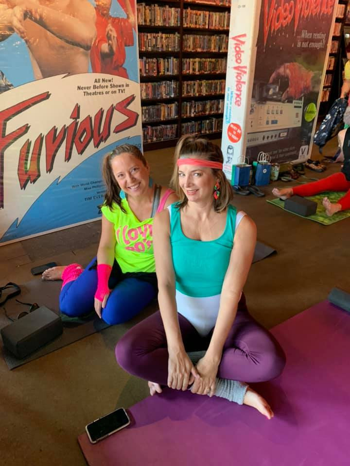 Themed Yoga Events