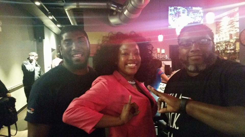 NPHC Quarterly Mixer