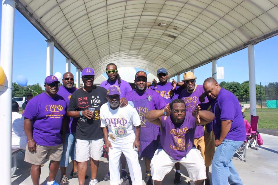 2015 Annual NPHC Greek BBQ