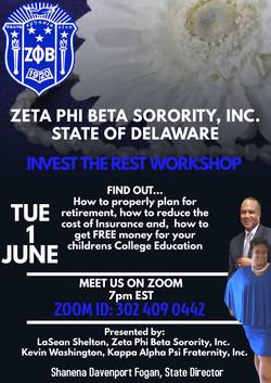 Zeta Phi Beta Sorority Inc.