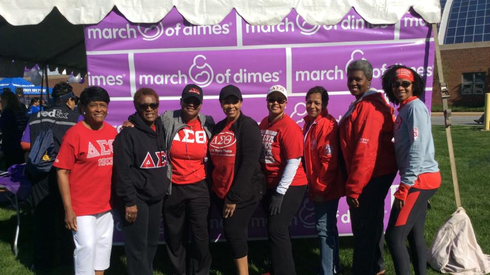March for Dimes