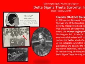 Delta Sigma Theta Sorority Inc.