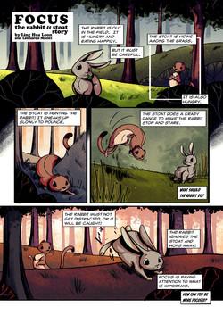 Stoat & Rabbit
