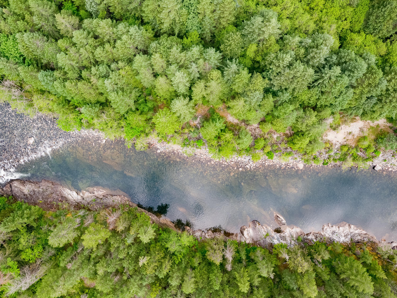 Lot 4 Nanaimo River Road Aerial (25)