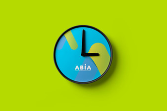 Relógio promocional