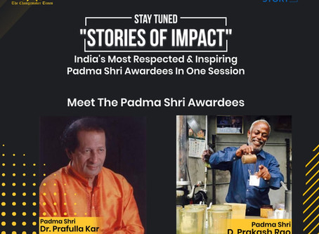 Saloni Heart to host candid conversation with Padma awardees on Socio Story
