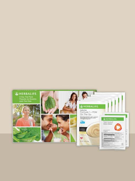 Herbalife 3 Napos Próbacsomag