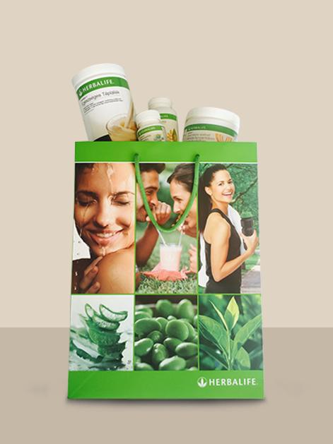 Herbalife Quickstart Program – Vanília ízű