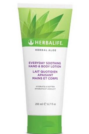 Herbal Aloe Kéz- és Testápoló Tej – 200 ml