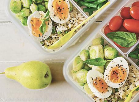 BLOG: ''Makkelijk en gezond eten: ZO maak je de beste lunch om mee te nemen naar je werk''