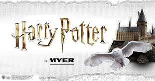 Harry Potter @ Myer, Melbourne CBD