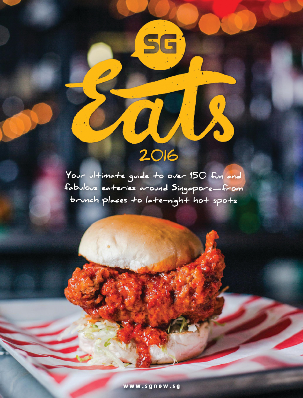 SG Eats Cover