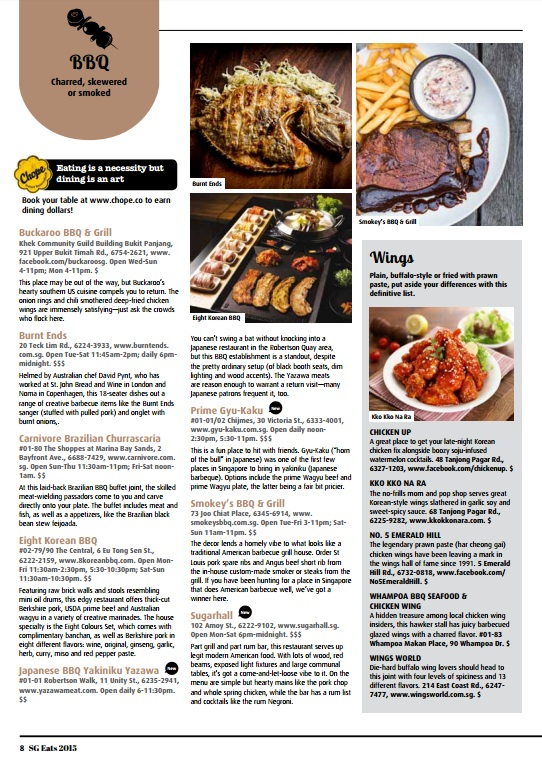 SG Eats 2015_inside BBQ