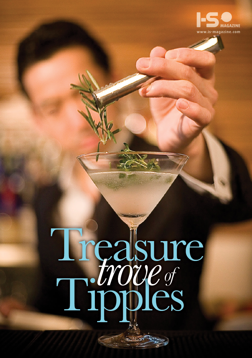 AMEX Treasure Trove Of Tipples
